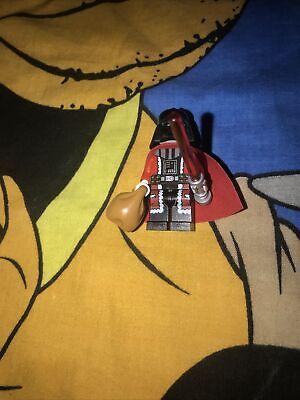 LEGO Star Wars 75056 Advent Calendar 2014 Santa Darth Vader w/Saber and bag
