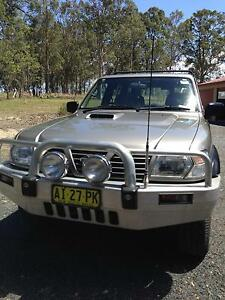 2001 Nissan Patrol Wagon Dyers Crossing Greater Taree Area Preview