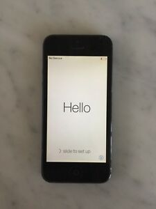 iPhone 5 32 GB noir