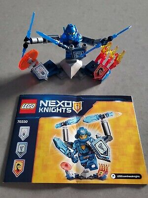 LEGO Nexo Knights Ultimate Clay 70330 complete