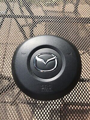 Mazda 2 - 2007 to 2014 - Drivers Steering Wheel Air Bag