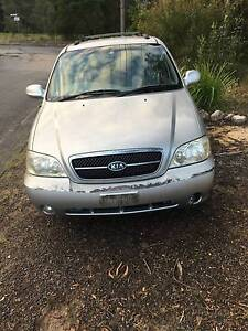2004 Kia Carnival Wagon - ENGINE NOT RUNNING Sanctuary Point Shoalhaven Area Preview
