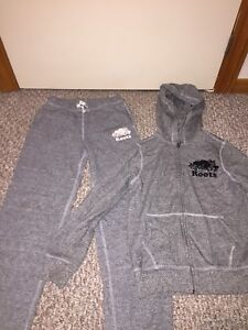 Roots Youth Sweatpants and Sweater set