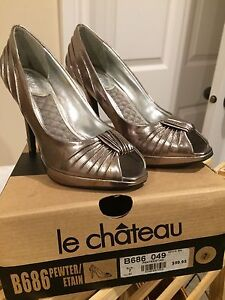 Le Chateau shoes:: perfect for prom