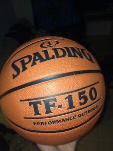 Brand new basketball