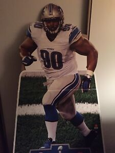 Suh almost life size poster