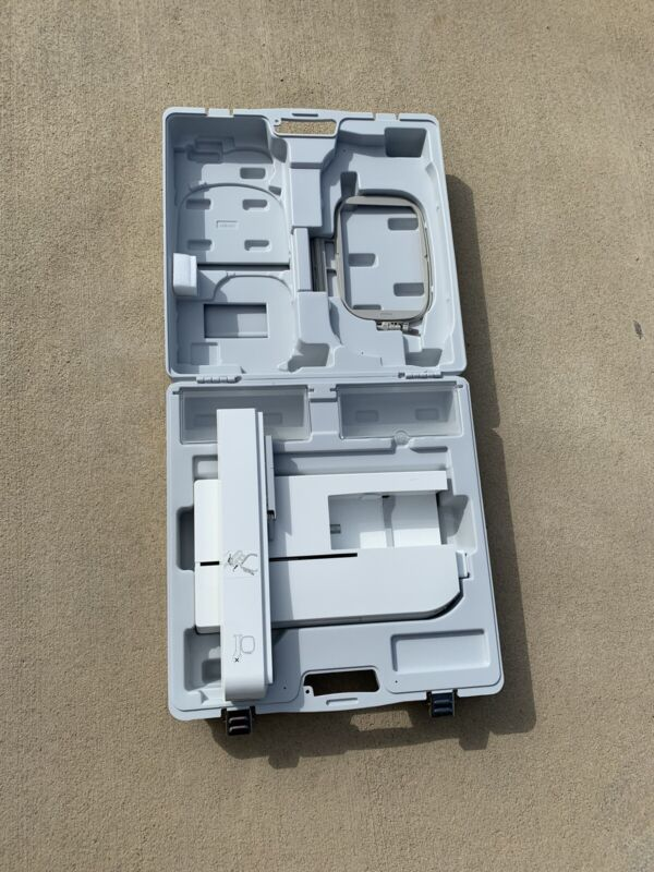 Embroidery Machine Arm Extension And Hard Case