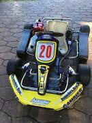 Arrow AX9 Cadet kart (900mm) with Comer engine Wantirna South Knox Area Preview