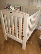 Boori white cot bed Bronte Eastern Suburbs Preview