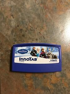 Frozen game for Vtech Innotab
