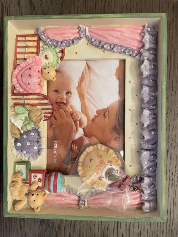 ceramic baby frame