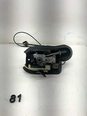 01-03 BMW 525I E39 AUTOMATIC TRANSMISSION GEAR SHIFTER SELECTOR WITH CABLE OEM