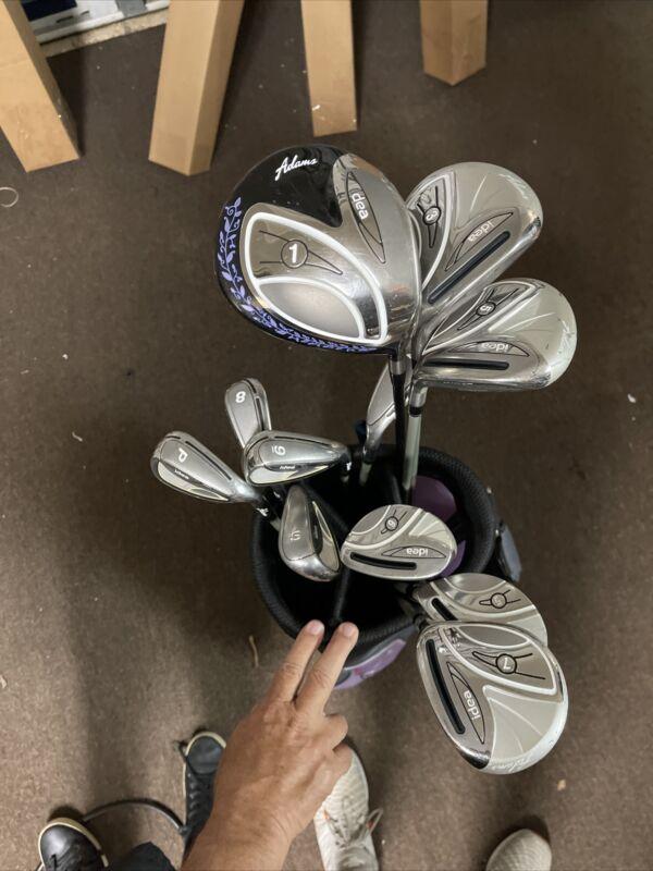 Adams IDEA Women's Golf Club Set