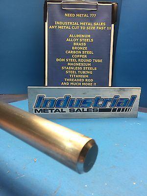 1-14diameter X 12-long 7075 T651 Aluminum Round Bar--1.250 Dia Lathe Stock