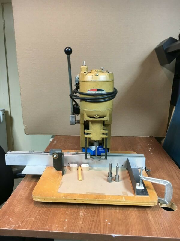 Challenge JO table-top drill and accessories