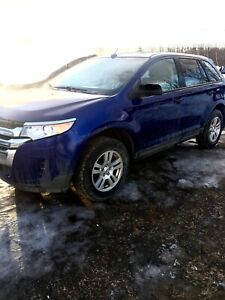 2013 Ford Edge SE Excellent Condition