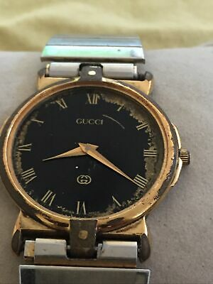 Vintage Gucci 3400M Watch