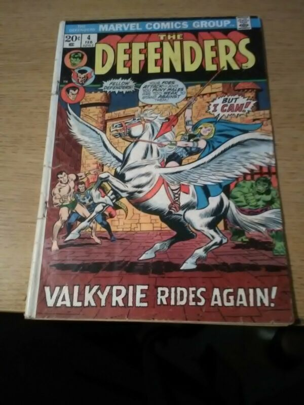 Comic Lot!Defenders 4,28,The Cat 2!