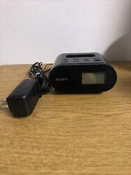 Sony ICF-C05IP 30-Pin iPhone/iPod Clock Radio Speaker And iPad 8 G