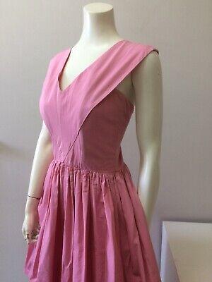 Original Vintage 50s Dress, Horrockses Full Skirt Dress ,Rockabilly Pinup Retro