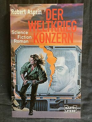 Der Weltkriegs-Konzern - Robert Aspirin - Science Fiction Roman