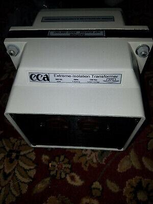 Eca Extreme Isolation Transformer Eca500-1 New