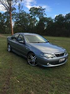 2003 Ford Falcon Sedan Greenbank Logan Area Preview