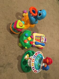 Assorted Educational Toys for 0 - 2 years old