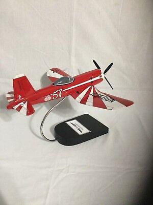 """Vought  F2G-1 """"Super Corsair"""", Air Racer #57, scale model."""