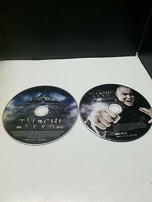 Tai Chi Hero/Zero DVD Stephen Fung DVD MOVIE BUNDLE ⭐DISC ONLY