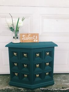GORGEOUS Accent Storage Small console-45$