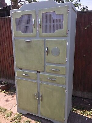 Vintage Kitchen Cabinet Unit Larder Pantry Cupboard Retro 1950s/60s.