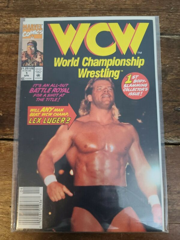 WCW World Championship Wrestling #1
