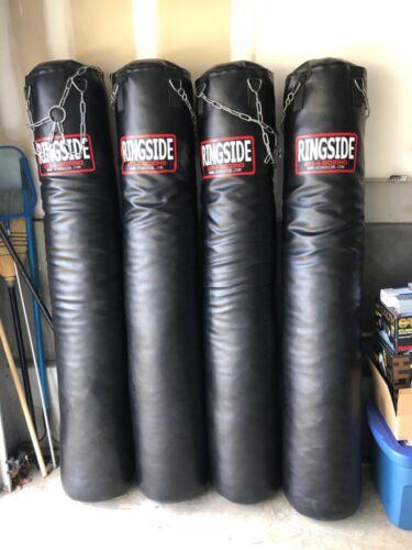 Ringside Leather 100 lb. Heavy Bag - Filled