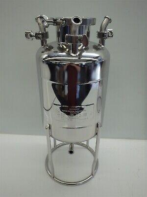 Asme Apache Stainless Equipment 316l Pressure Vessel