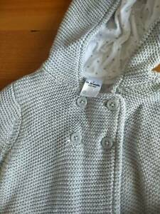 Size 2 Knitted winter jackets 18-24 mths