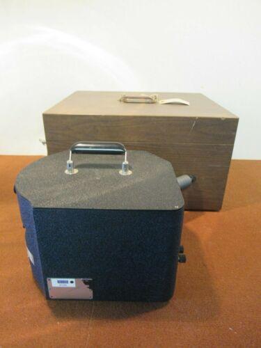 Electrical Instrument Services Electrostatic Voltmeter SRI ESH-6TCR & Nice Case