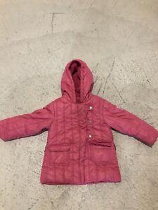 Manteau 3/4 pour fille