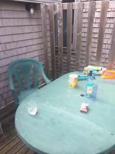 Looking for marginally better deck furniture