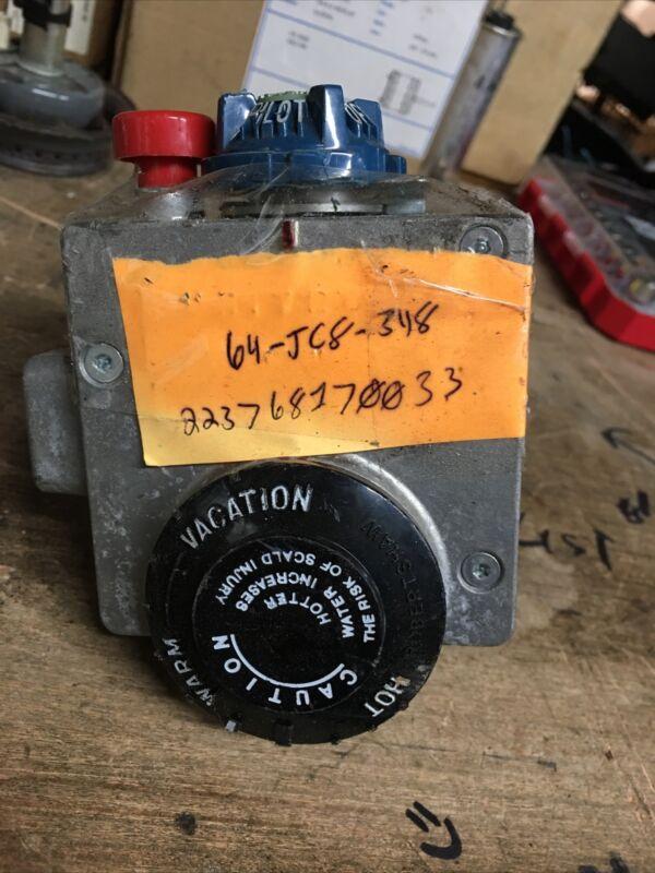 Robertshaw R110RATSPL 64-JC8-348 3210551 Water Heater Gas Valve Thermostat Used