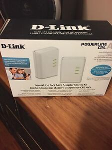 D-link system