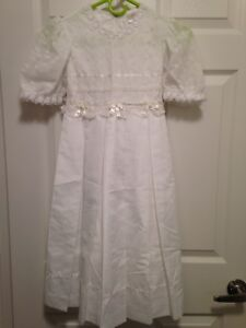 Special Occasion, First Communion Or Flower Girl Dress
