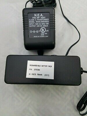 Amprobe B2024 Battery Pack With Charger For At-2000 And At-4000 Wire Tracer