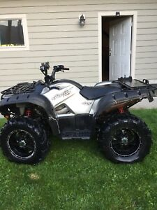 2007 Yamaha Grizzly 700 Special Edition EPS