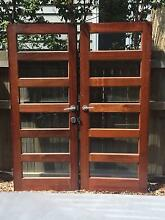 Double Entry Doors Sandgate Brisbane North East Preview