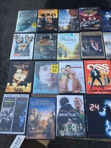 DVD et Blue-Ray - LOT