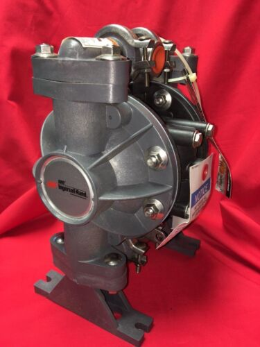 666056-6A4 ARO 1/2 npt AIR DIAPHRAGM PUMP, GROUNDABLE, TEFLON, ACETAL SEATS
