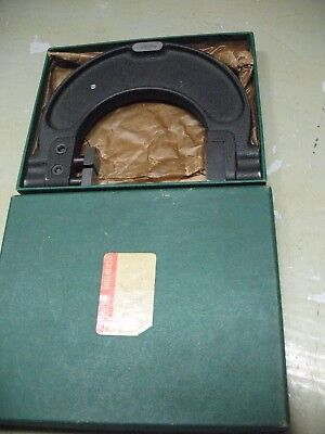 Snap Gage  7 A  No. 1616  G.t.d.  3 116 --- 3  716  In Orig. Box