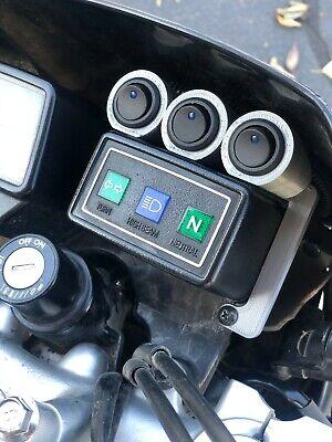 Yamaha Tw200 Rocker Switch Mount Panel 3 Sizes Switches Optional