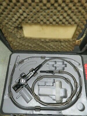 Olympus If8d3-15 Industrial Fiberscope W Case And Accessories - Ni62